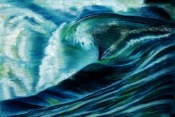 Picturi de vara Valul