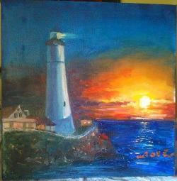 Picturi de vara Promisiunea fierbinte a noptii