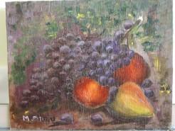 Picturi de vara Fructe