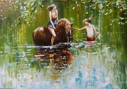 Picturi de vara Iulie