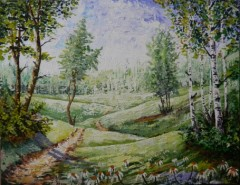 Picturi de vara Romanite