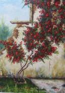 Picturi de vara Un petec de cer