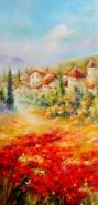 Picturi de vara Toscana