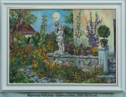 Picturi de vara Gradina la Sibiu, 2005