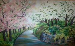Picturi de vara Bucurie