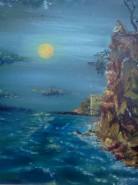 Picturi de vara Nocturna