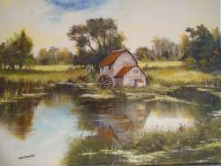 Picturi de vara flautul 3 ....