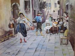Picturi de vara la suieta