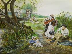 Picturi de vara nomazii ...