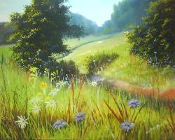 Picturi de vara Se apropie toamna