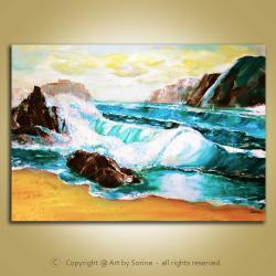 Picturi de vara Seashore