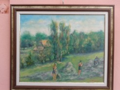 Picturi de vara La otava