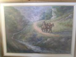 Picturi de vara Pe carari de munte