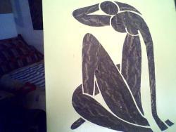 Picturi decor muza 1