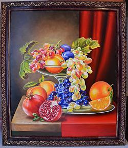 Picturi decor Compozitie cu fructe