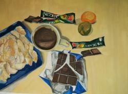 Picturi decor Cafea si Dulciuri