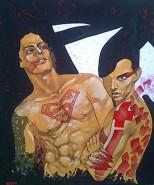 Picturi decor Superman