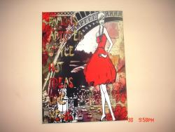 Picturi decor From Paris with love