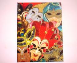 Picturi decor Masti venetiene
