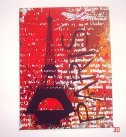 Picturi decor Tour Eiffel