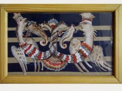 Picturi decor Semne traditionale din miniaturi romanesti
