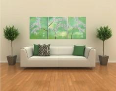 Picturi decor  heiwa peace;shinsei sacred;seion serenity