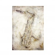 Picturi decor Saxofon