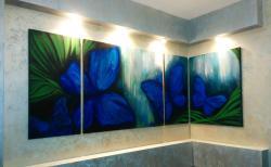 Picturi decor tropics