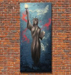 Picturi decor Lady Liberty