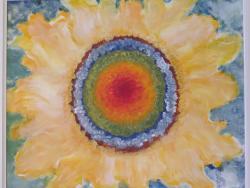 Picturi decor Soare de Vara