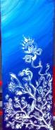 Picturi decor Flori de gheata