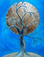 Picturi decor Copacul vietii 1