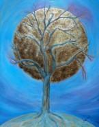 Picturi decor Copacul vietii 2
