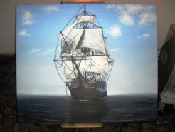 Picturi decor Vasul