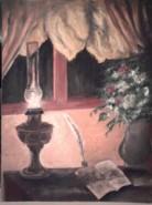 Picturi decor Masa scriitorului