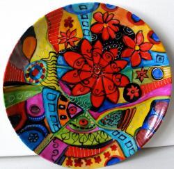 Picturi decor Ceramica pictata 6