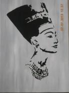 Picturi decor Nefertiti
