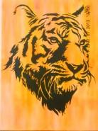 Picturi decor Tigru