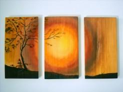 Picturi decor Segmente de toamna