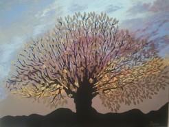 Picturi decor Copacul vietii