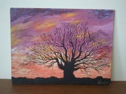 Picturi decor Pomul vietii