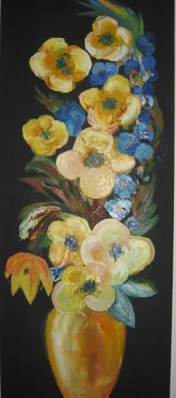 Picturi decor Decor florar s6