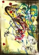 Picturi decor Explozie de culori