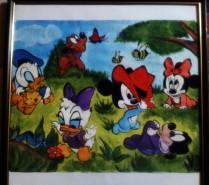 Picturi decor Miki
