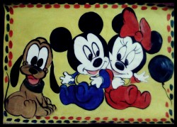 Picturi decor Mikii