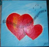 Picturi decor Simfonia iubirii
