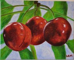 Picturi decor Ciresele