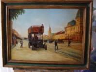 Picturi decor Aradul la 1800