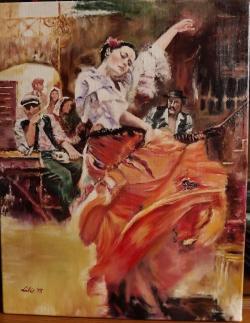 Picturi decor Andaluzia