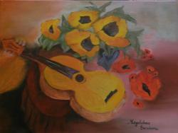 Picturi decor Vioara 5